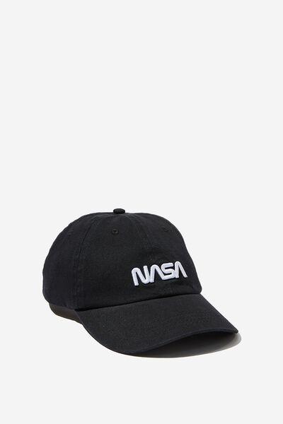 Special Edition Dad Hat, LCN NAS BLACK/NASA