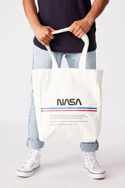 Shoulder Tote, NASA