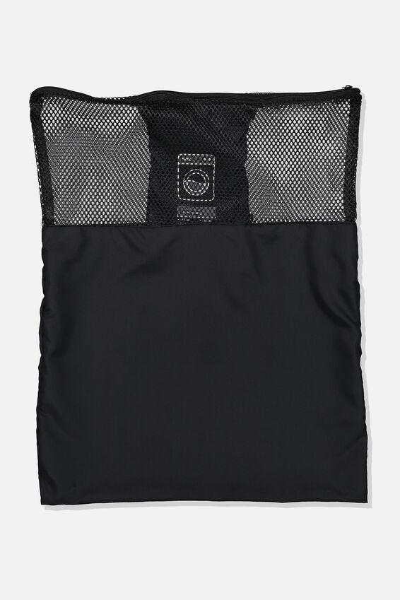 Laundry Bag, BLACK