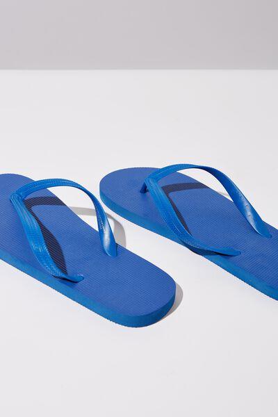 Bondi Flip Flop, ELECTRIC BLUE
