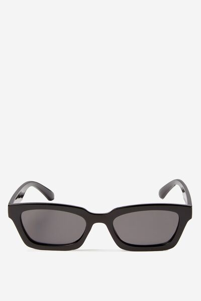 Newport Sunglasses, BLACK