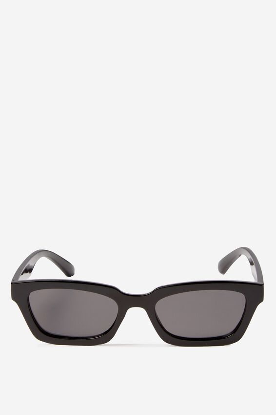 Newport Sunglasses, BLACK