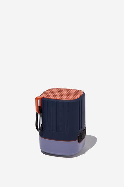Explore 3 In 1 Outdoor Speaker, LILAC