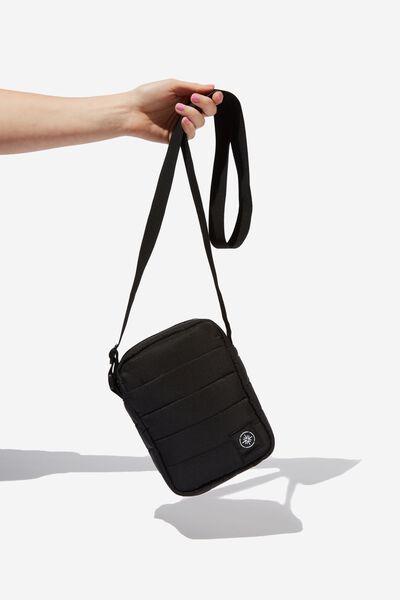 Downtown Flight Bag, BLACK