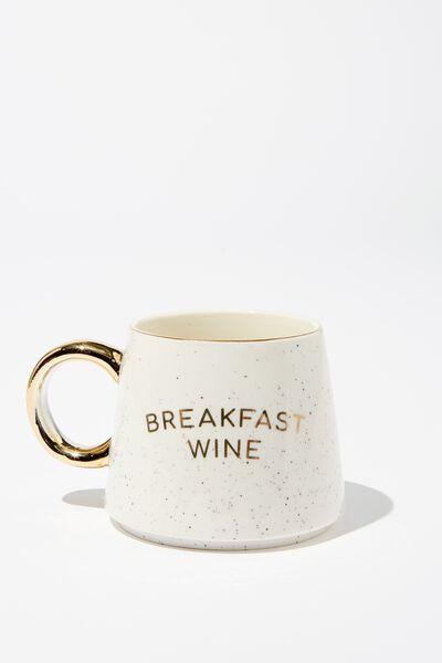 Serene Mug, BREAKFAST WINE