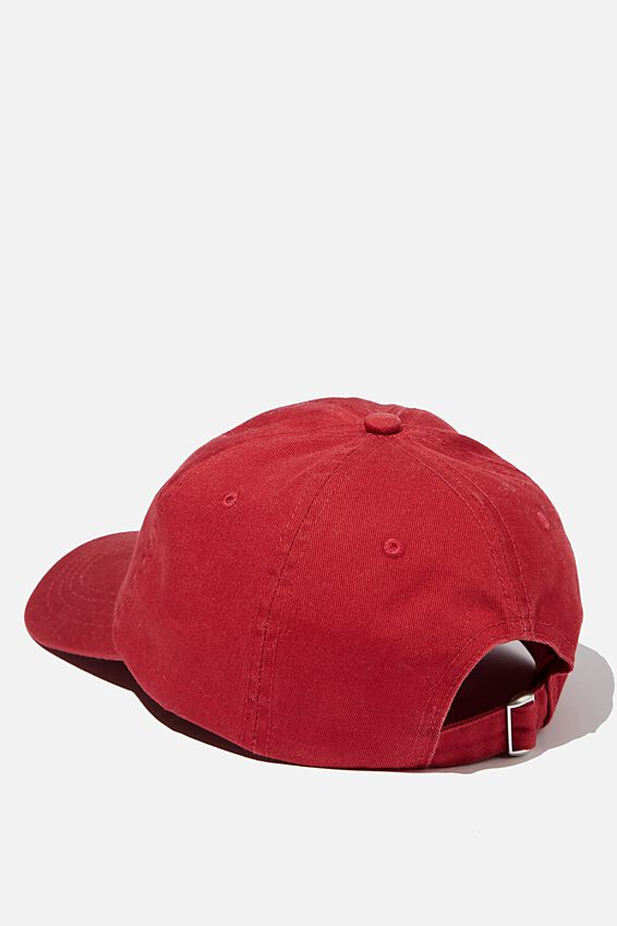 Special Edition Dad Hat, LCN MGM RED/BLACK/THE GODFATHER