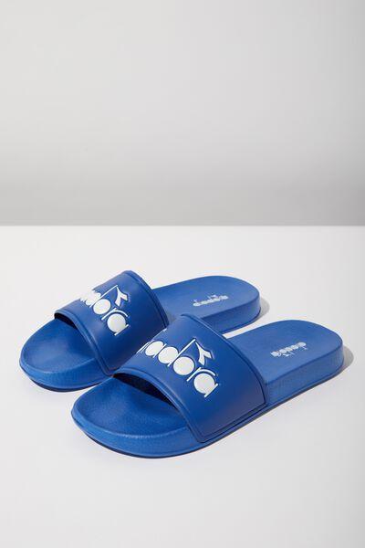 Diadora Slides, BLUE MOON