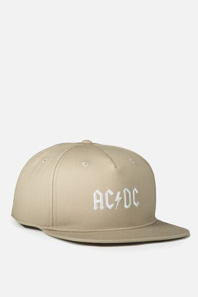 Art Snapback, LC/TAUPE/AC/DC