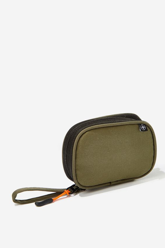 Transit Tech Case, HIKING GREEN