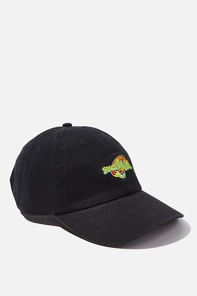 Special Edition Dad Hat, LCN WB BLACK/SPACE JAM