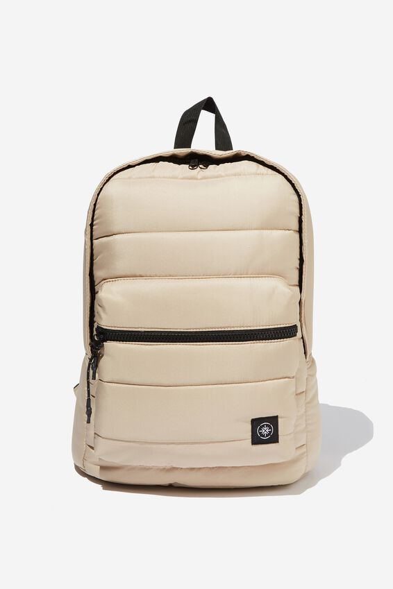 Downtown Backpack, NATURAL