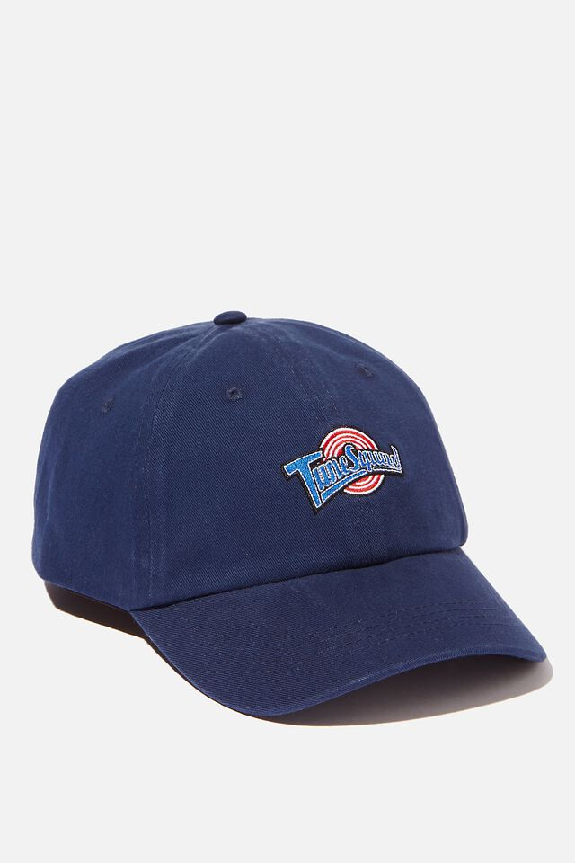 Special Edition Dad Hat, LCN WB NAVY/TUNE SQUAD