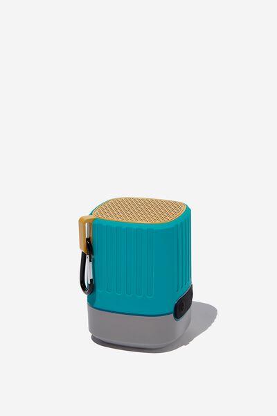 Explore 3 In 1 Outdoor Speaker, MINT GREEN
