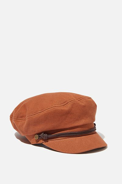 Fishermans Cap, CAMEL TWILL