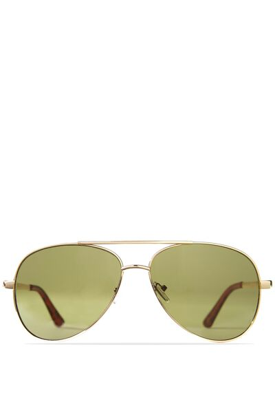 Simpson Sunnies, GOLD/TORT