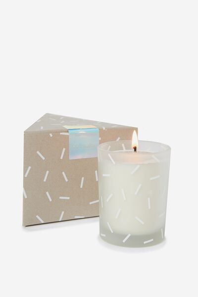 Lumi Candle, AMBER LILY