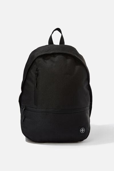 Transit Backpack, BLACK