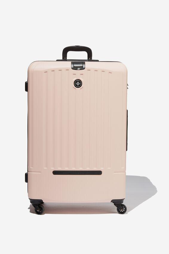 Lrg 28Inch Hard Suitcase, BLUSH