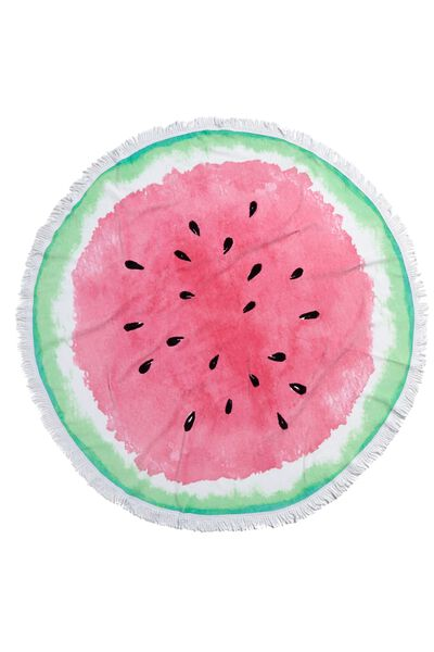 The Round Towel, OMBRE WATERMELON