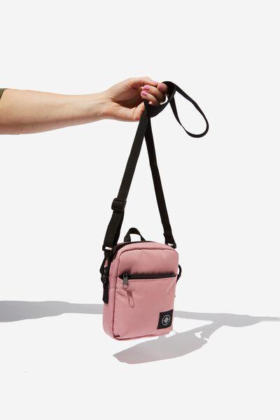 Transit Sling Bag, DUSTY BLUSH