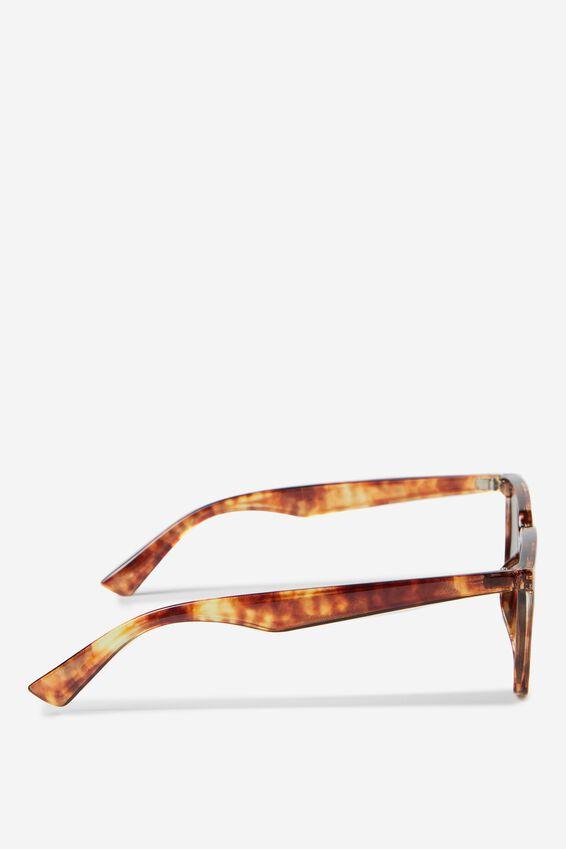San Fran Sunglasses, AMBER TORT