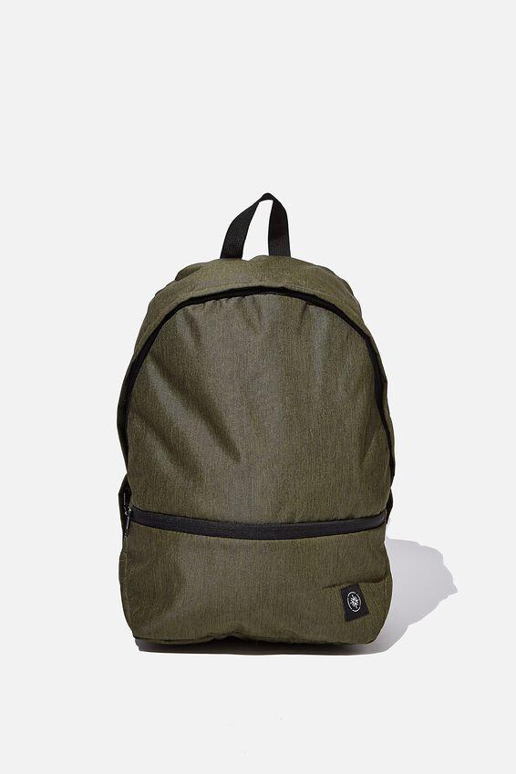 Transit Backpack, KHAKI