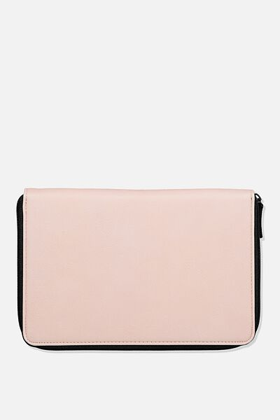 Family Travel Wallet, BLUSH
