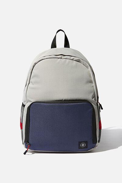 Cooler Backpack, GREY