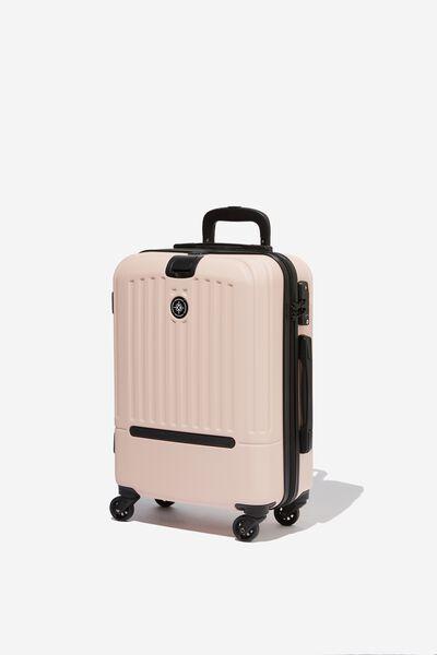 Sml 19Inch Hard Suitcase, BLUSH