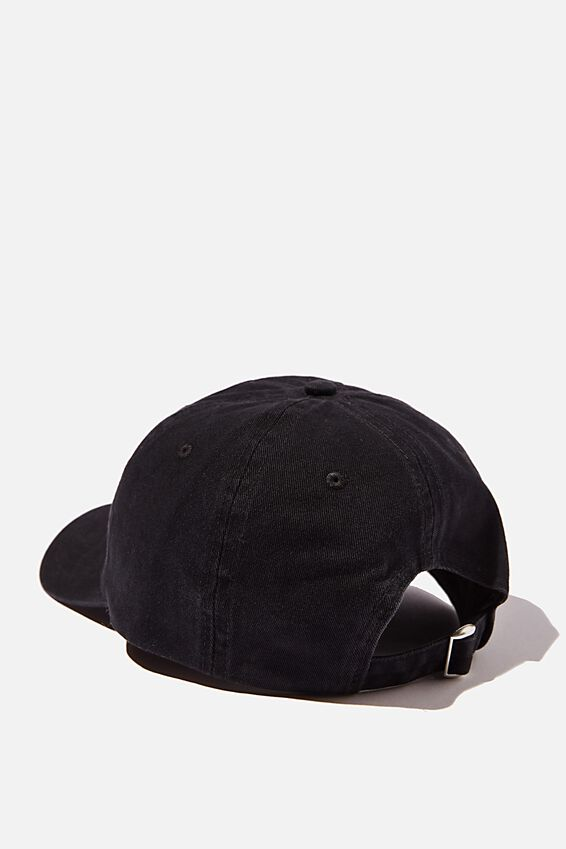 Special Edition Dad Hat, LCN BM BLACK/LIME/MISFITS