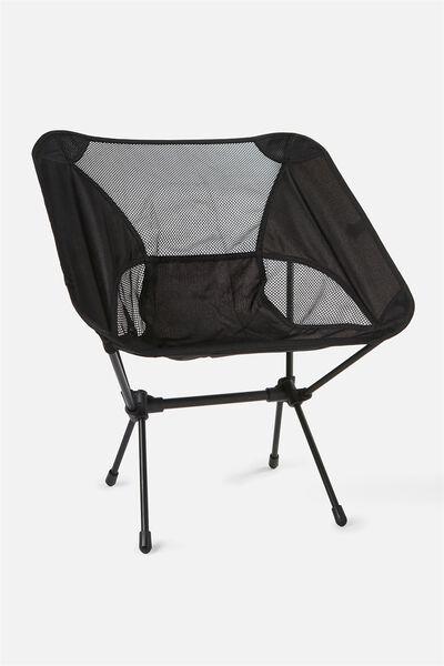 Festival Chair, BLACK