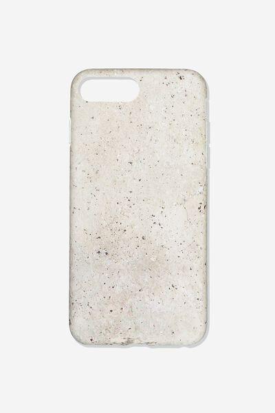 Essential Phone Cover Iphone 6/7/8 Plus, CONCRETE