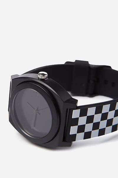 Key West Watch, CHECKERED