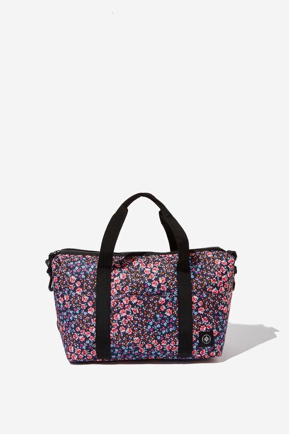 Mini Me Transit Duffle Bag, SPLICED FLORAL