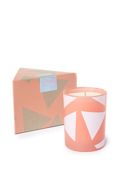 Lumi Candle, SUMMER FLORAL