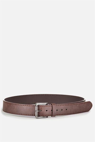 Williamsburg Belt, BROWN
