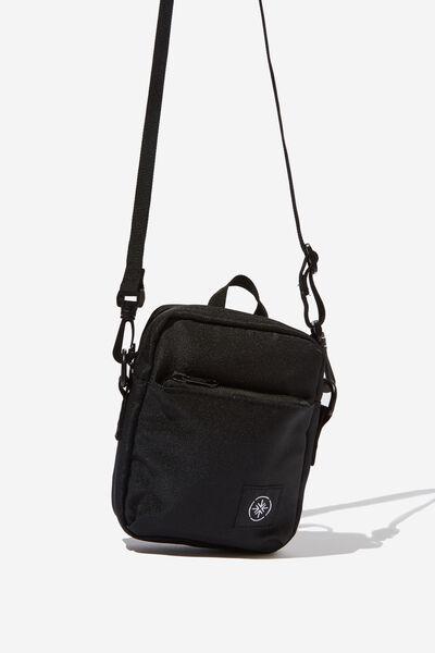Transit Sling Bag, BLACK