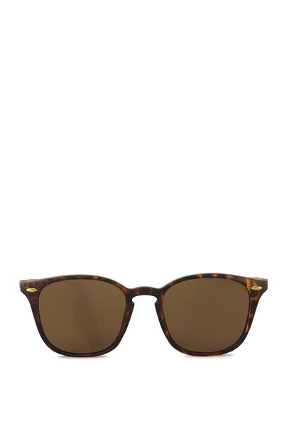 Oakland Sunnies, TORT/BROWN MONO