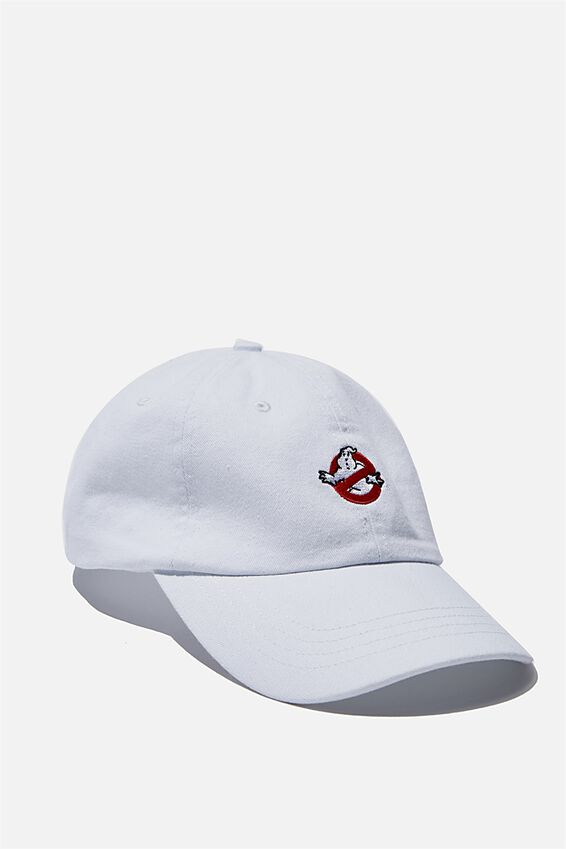 Special Edition Dad Hat, LCN SON WHITE/GHOSTBUSTERS