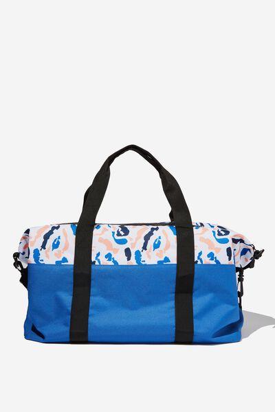 Transit Duffle Bag, ABSTRACT ANIMAL