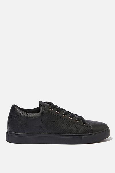 Dickson Classic Sneaker, BLACK/BLACK