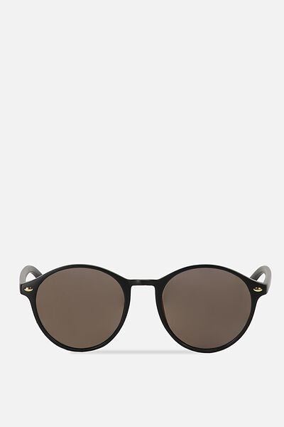 Tuscany Sunnies, BLACK/SMOKE GOLD