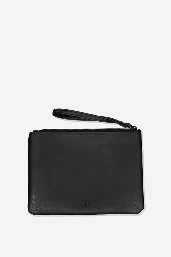 Fashion Pouch, BLACK
