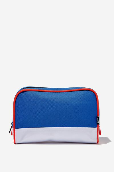 Transit Cos Bag, RED/WHITE/BLUE