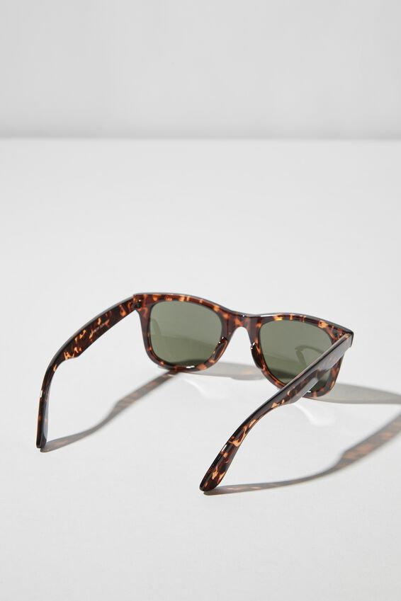 Kennedy Sunglasses, TORT