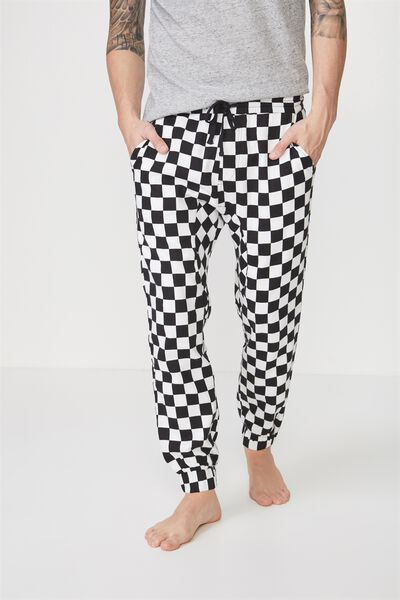 Pj Drake, BLACK/WHITE CHECK