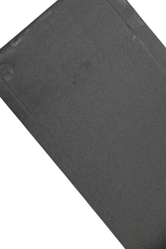 Active Yoga Mat, BLACK