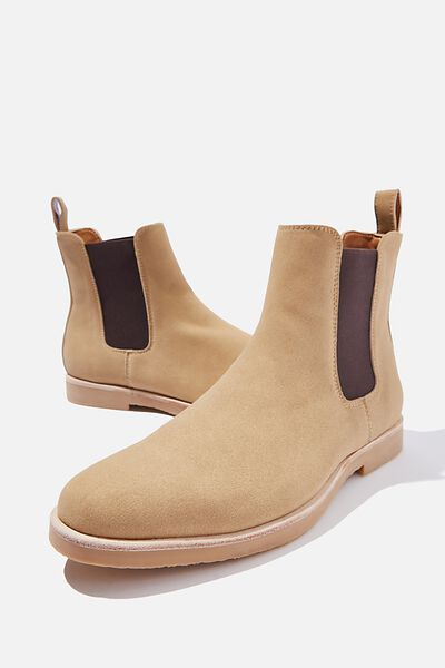 Ralton Chelsea Boot, NATURAL