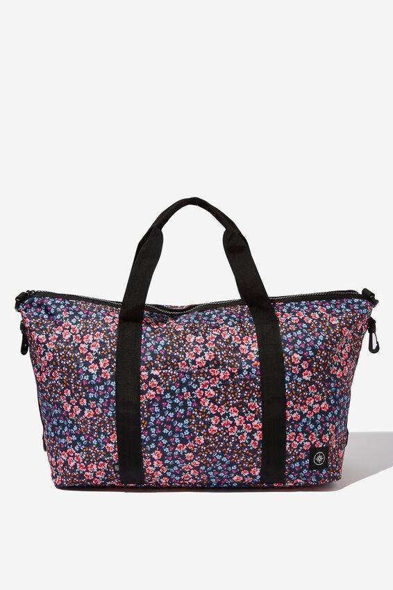 Transit Duffle Bag, SPLICED FLORAL