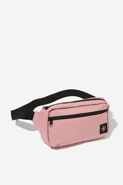 Transit Bumbag, DUSTY BLUSH